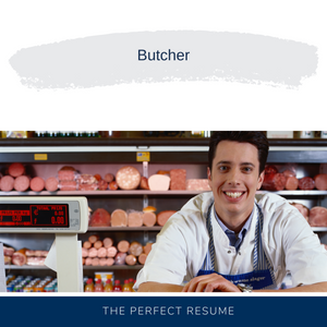 Butcher Resume Writing Services