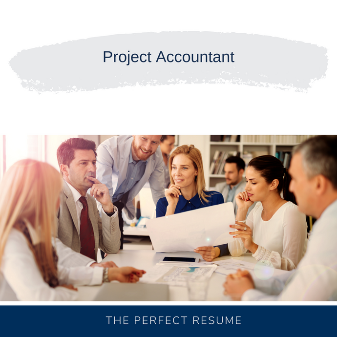 Project Accountant Resume Writing Services