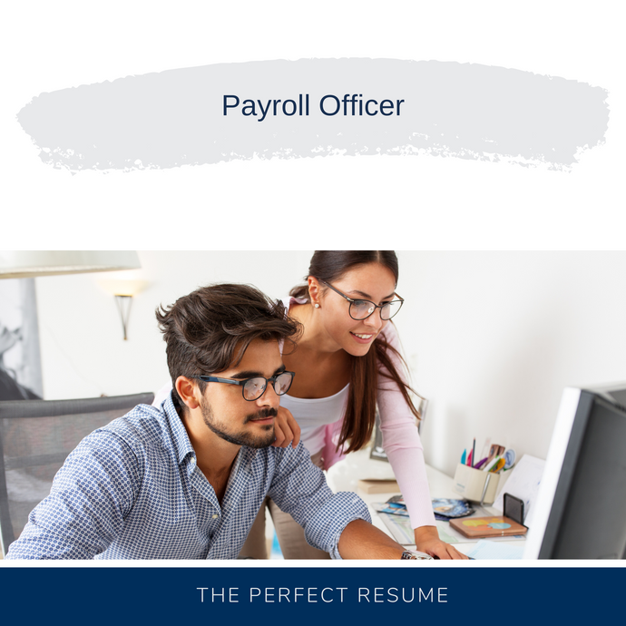 Payroll Officer Resume Writing Services