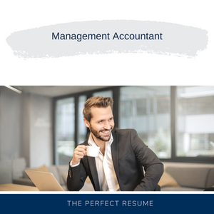 Management Accountant Resume Writing Services