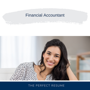 Financial Accountant Resume Writing Services