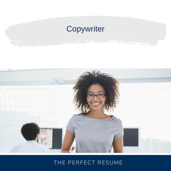 Copywriter Resume Writing Services