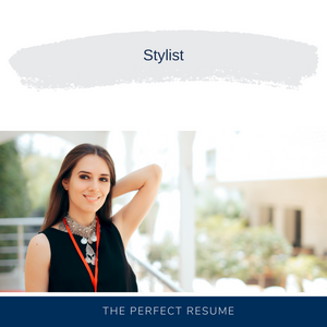 Stylist Resume Writing Services