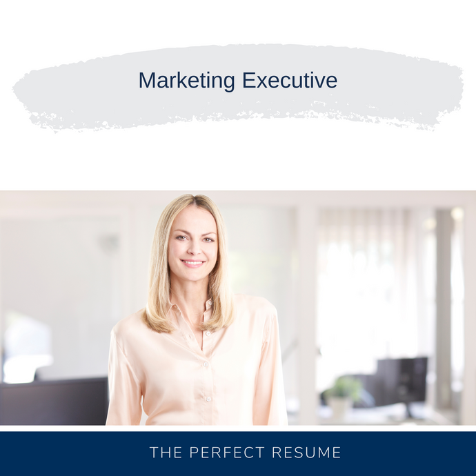Marketing Executive Resume Writing Services