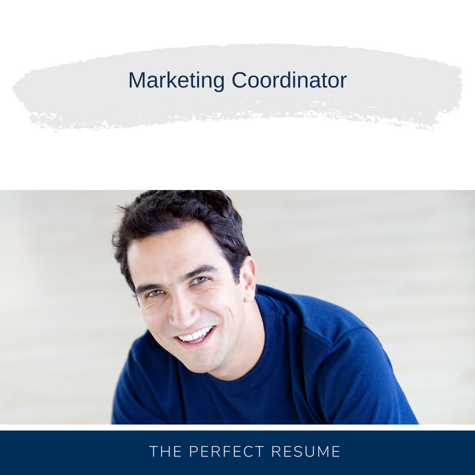 Marketing Coordinator Resume Writing Services