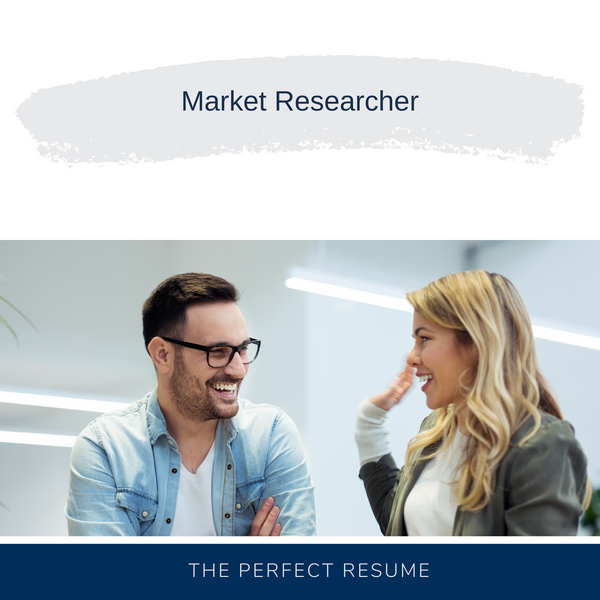 Market Researcher Resume Writing Services