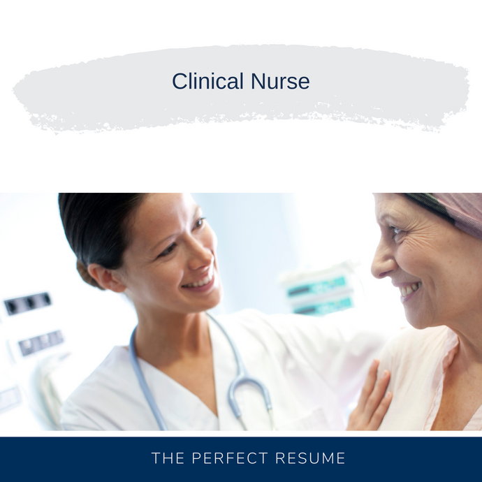 Clinical Nurse Resume Writing Services