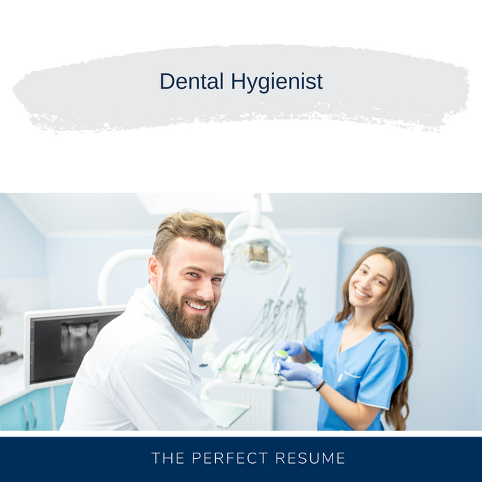 Dental Hygienist Resume Writing Services