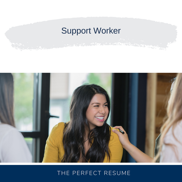 Support Worker Resume Writing Services