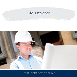 Civil Designer Resume Writing Services