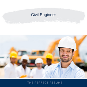 Civil Engineer Resume Writing Services