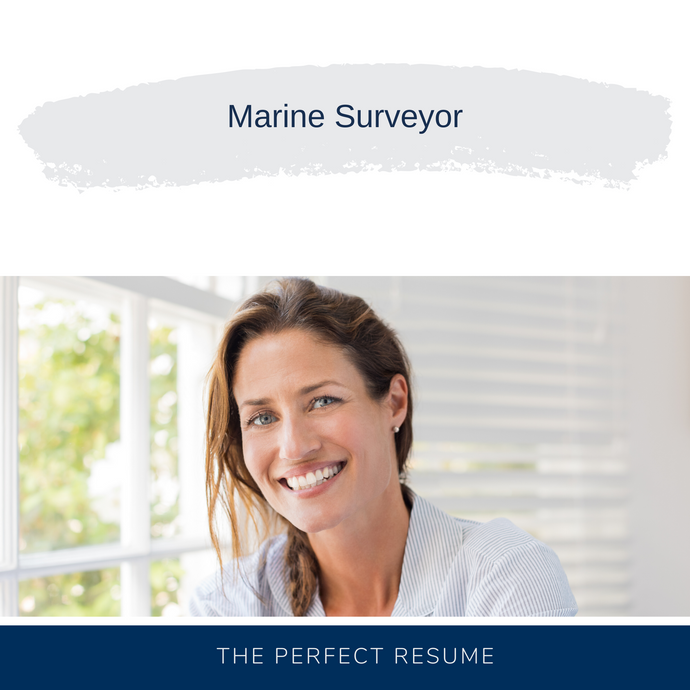 Marine Surveyor Resume Writing Services