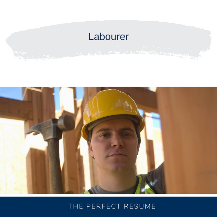 Labourer Resume Writing Services