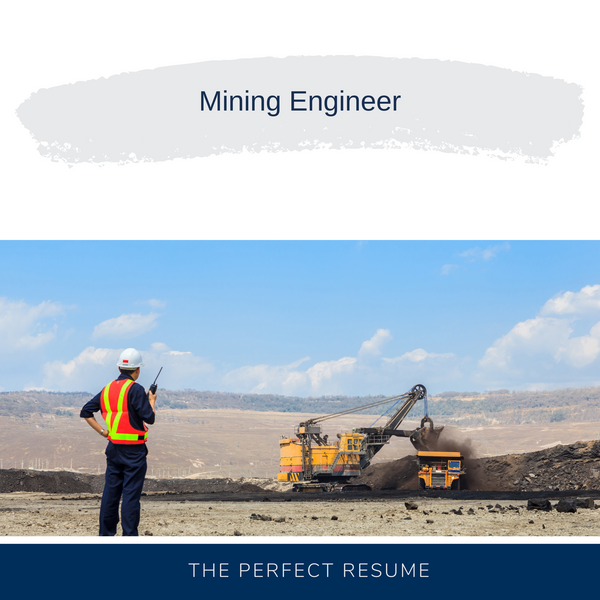 Mining Engineer Resume Writing Services