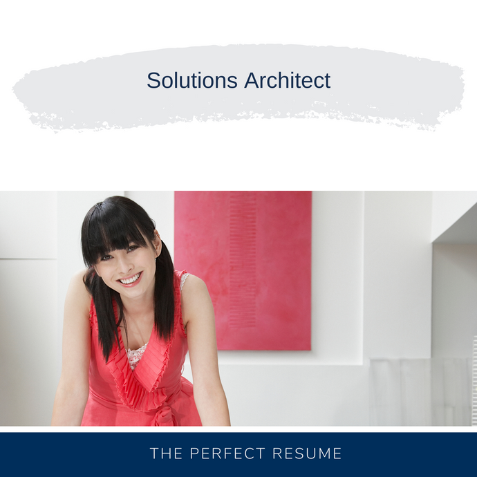 Solutions Architect Resume Writing Services