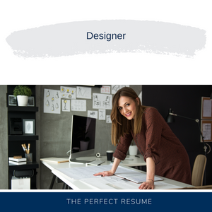 Designer Resume Writing Services