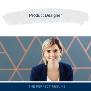 Product Designer Resume Writing Services