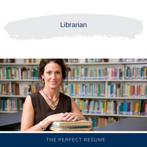 Librarian Resume Writing Services