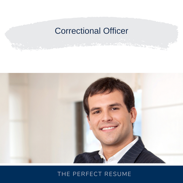 Correctional Officer Resume Writing Services