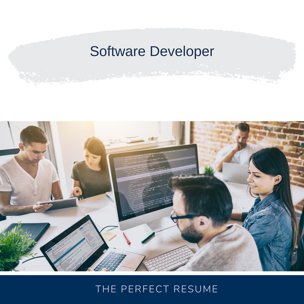 Software Developer Resume Writing Services