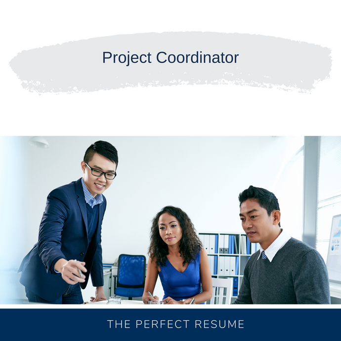 Project Coordinator Resume Writing Services
