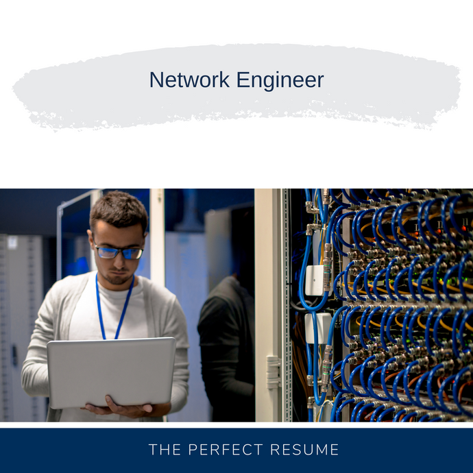 Network Engineer Resume Writing Services