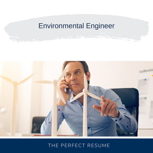 Environmental Engineer Resume Writing Services