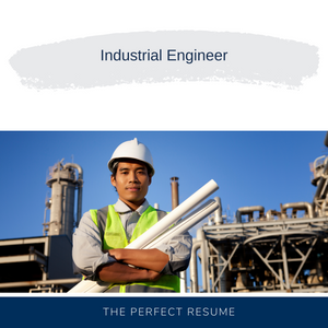 Industrial Engineer Resume Writing Services