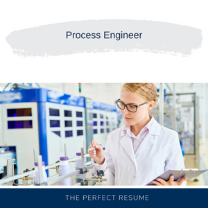 Process Engineer Resume Writing Services