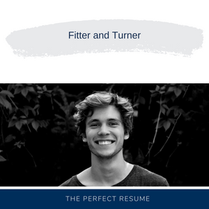 Fitter and Turner Resume Writing Services