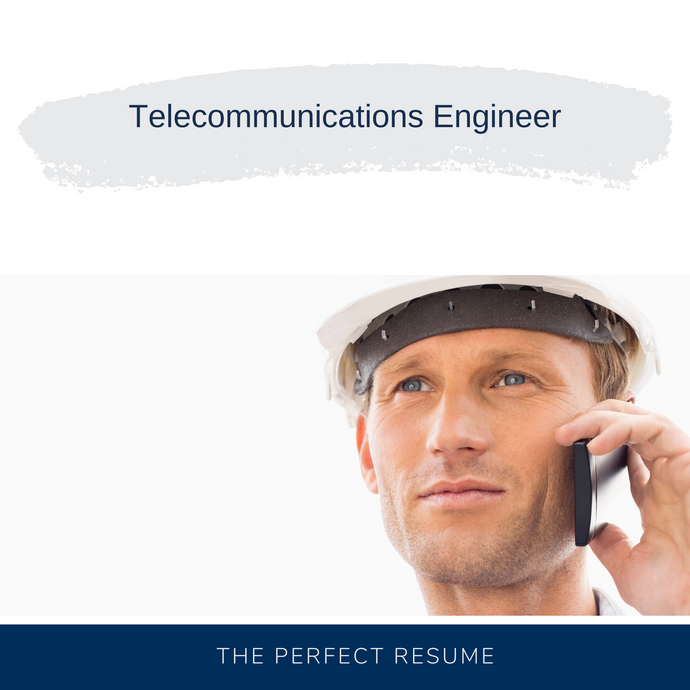 Telecommunications Engineer Resume Writing Services