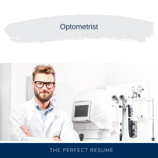 Optometrist Resume Writing Services