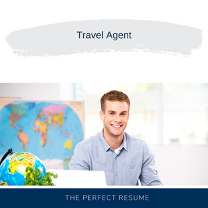 Travel Agent Resume Writing Services