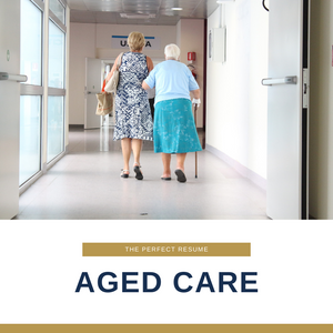 Aged Care Support Worker Resume Writing Services