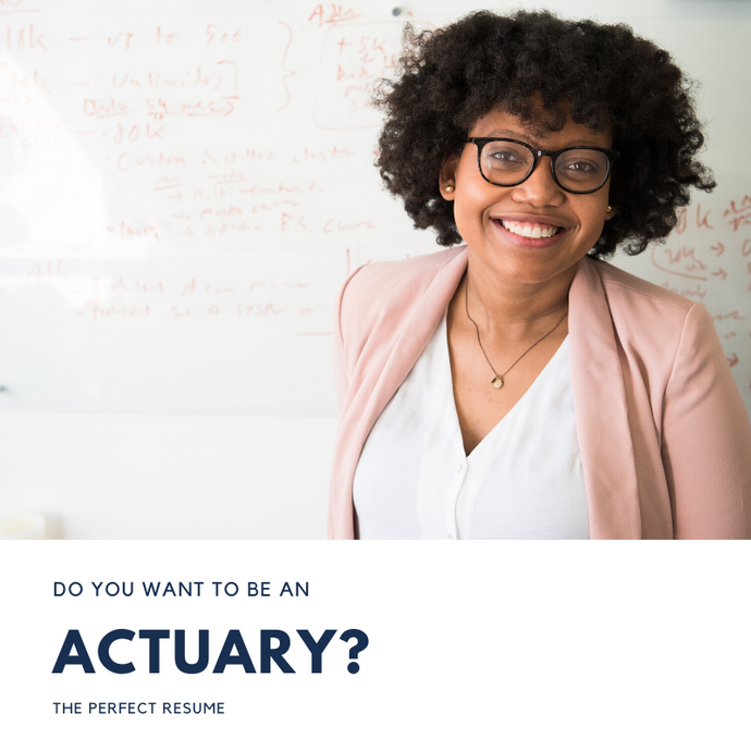 Actuary Resume Writing Services
