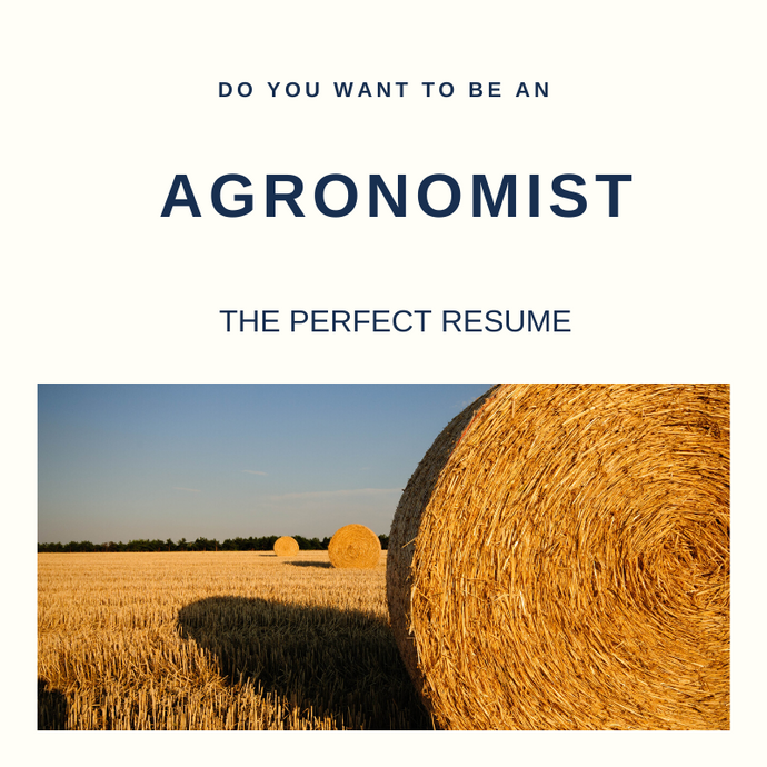 Agronomist Resume Writing Services