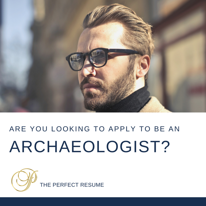 Archaeologist Resume Writing Services