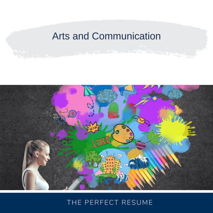 Arts and Communication Resume Writing Services