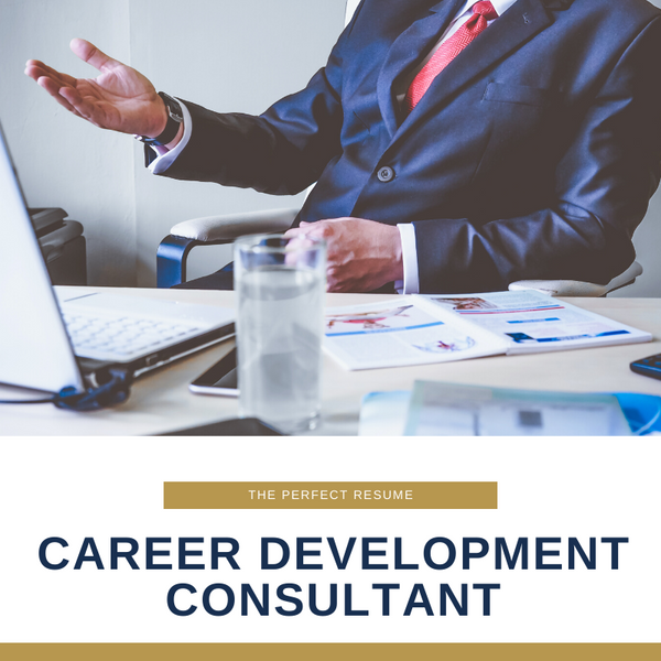Career Development Consultant Resume Writing Services