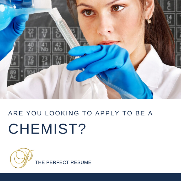 Chemist Resume Writing Services