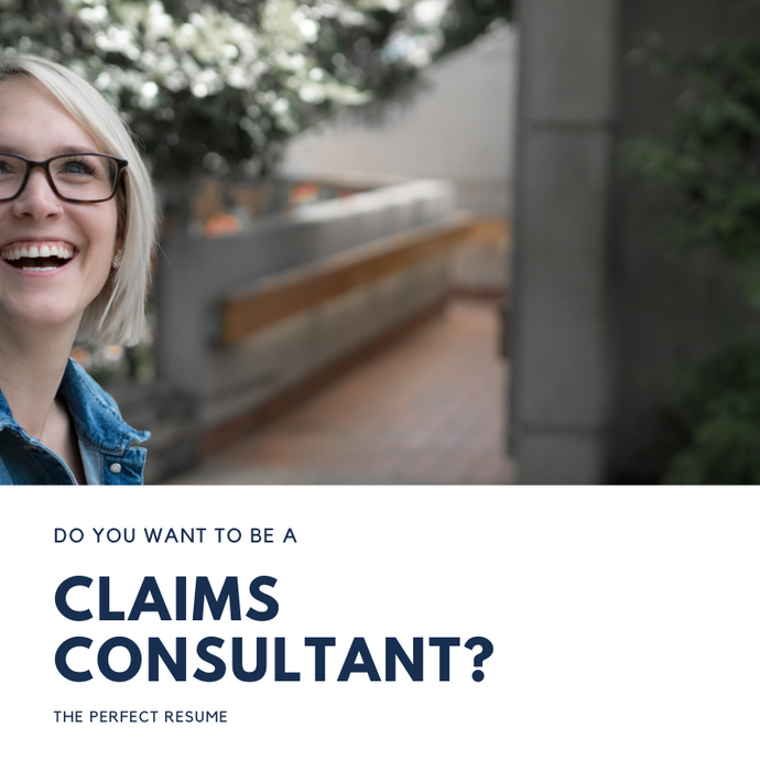 Claims Consultant Resume Writing Services