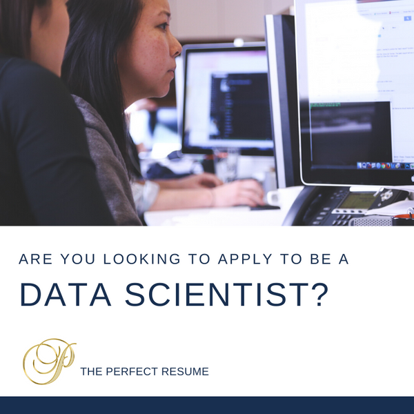 Data Scientist Resume Writing Services