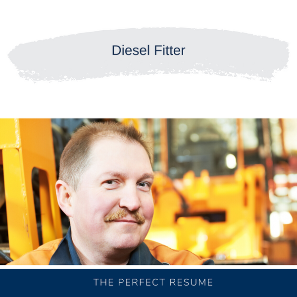 Diesel Fitter Resume Writing Services