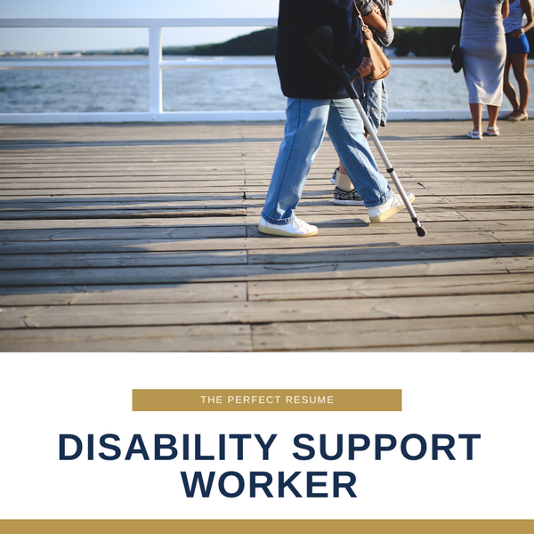 Disability Support Worker Resume Writing Services
