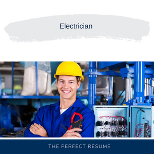 Electrician Resume Writing Services
