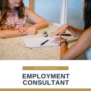 Employment Consultant Resume Writing Services