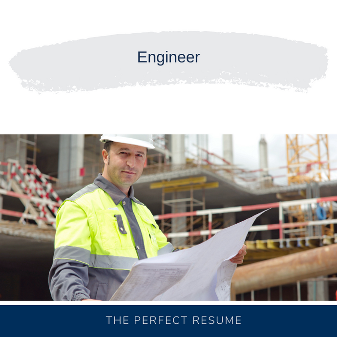 Engineer Resume Writing Services