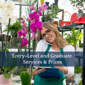 Entry-Level and Graduate Services & Prices