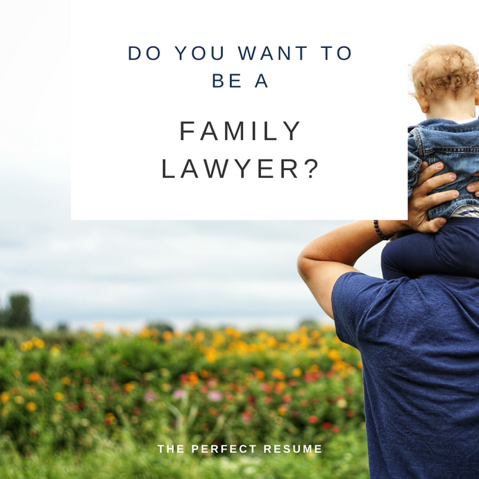 Family Lawyer Resume Writing Services