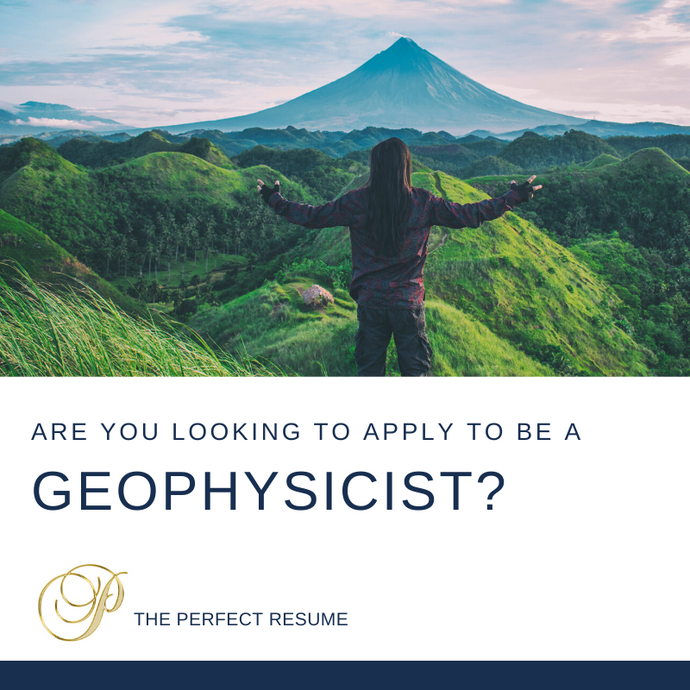 Geophysicist Resume Writing Services